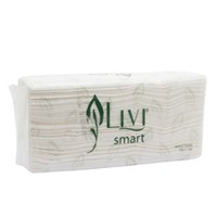 Tissue Minyak Livi Smart Towel Multifold 150's
