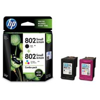 Tinta HP Ink Cartridge CR312AA - Combo Pack- 802