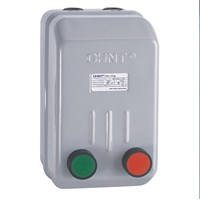 Dol Starter With Push Button NQ2-15P/1 Rated Power (AC-3) A:12, kW: 5,5