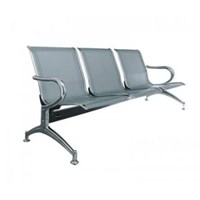 Indachi Public Seating PS 53 L - Silver - Inden 14-30 Hari