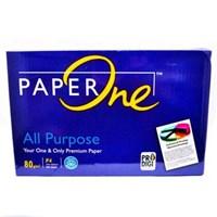 Kertas HVS Paper One / Paperone F4 80gr