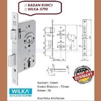 Badan Kunci 5790/55-SS Wilka