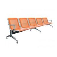 Kursi Umum / Kursi Tunggu Indachi PS 55 M - Oranye - Inden 14-30 Hari