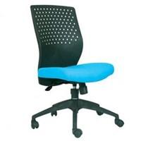 Chairman Modern Chair Kursi Kantor MC 2453 - Biru - Inden 14-30 Hari