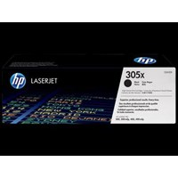 Toner Printer Cartridge HP Original High Yield LaserJet 305X - CE410X - Hitam
