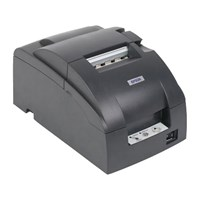 Printer Barcode Epson Black TM-U220B USB