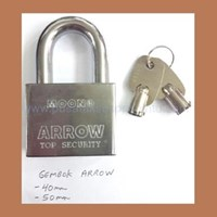 Gembok Arrow 50 mm