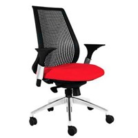 Chairman Kursi Kantor TS 01703 - Merah - Inden 14-30 Hari