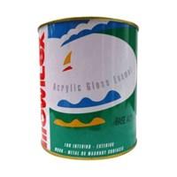 Paint Acrylic Gloss Mowilex Enamel AG 600/1kg