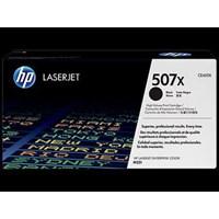 Toner printer Cartridge HP Original High Yield  LaserJet 507X - CE400X - Hitam