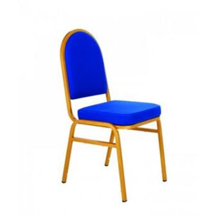 Indachi Utility Chair Lotus I CRM - Biru - Inden 14-30 Hari