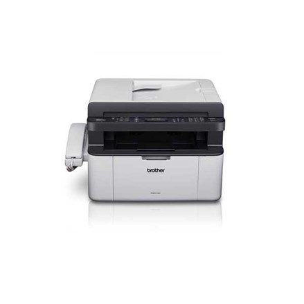 Printer Brother Mono Laser Multifunction with Fax MFC-1905 with Headset