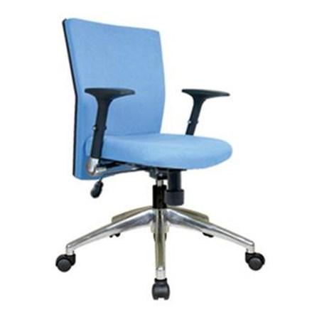 Kursi Kantor Chairman Modern Chair MC 1503 A - Ungu - Inden 14-30 Hari