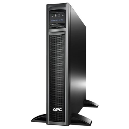 Smart UPS APC X 750VA Rack/Tower LCD 230V with Networking Card