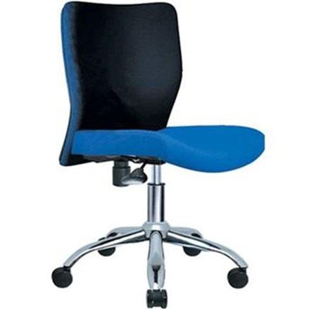 Donati Kursi Kantor Seido ES 2 C - Fabric - Biru