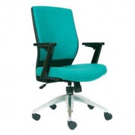 Kursi Kantor Chairman Modern Chair MC 2301 A - Hijau - Inden 14-30 Hari