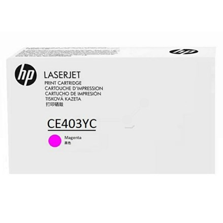 Toner printer Cartridge Original HP CE403YC Magenta