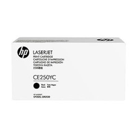 Toner Cartridge Original HP CE250YC Black