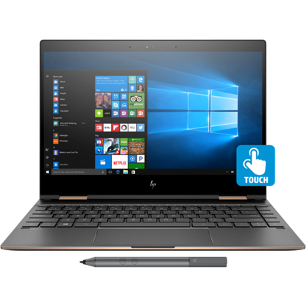 Laptop HP Spectre x360 Convertible 13-ae520TU RAM 16GB HDD 1TB Win10 Home SL 13.3