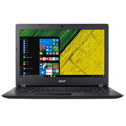 Laptop / Notebook Acer Aspire 3 A314-32 (N4000, 4GB, 1TB, Win10, 14in) Black