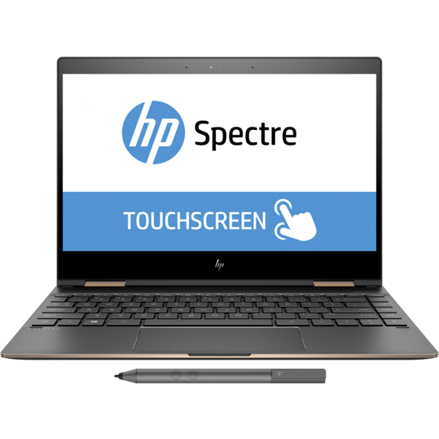 Laptop / Notebook HP Spectre x360 Convertible 13-ae518TU RAM 8GB HDD 256GB SSD Win10 Home SL 13.3