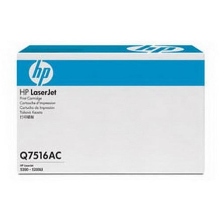 Toner printer Cartridge HP Q7516AC Black