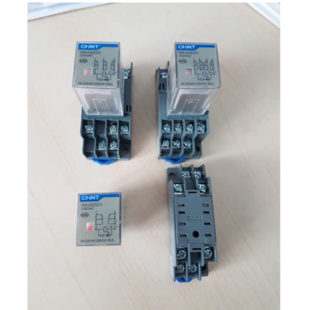 Relay & Socket CHINT NXJ-24V-3Z1
