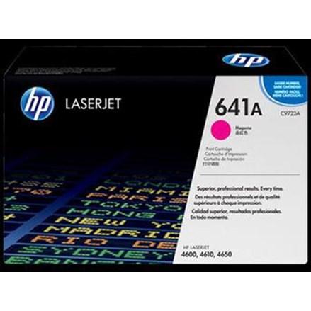 Toner printer Cartridge HP Original LaserJet 641A - C9723A - Magenta