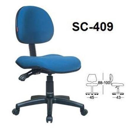 Chairman Kursi Kantor - SC-409 - Biru - Inden 14-30 Hari