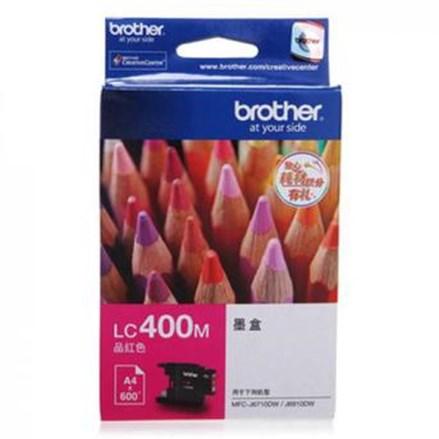Tinta Printer Brother Ink Cartridge LC-400M - Magenta