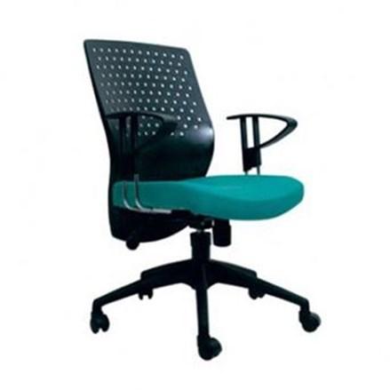 Chairman Modern Chair Kursi Kantor MC 2401 A - Hijau - Inden 14-30 Hari