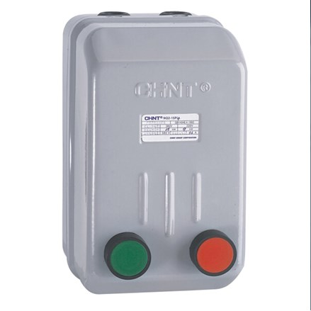 Dol Starter With Push Button NQ2-15P/2 Rated Power (AC-3) A:18, kW: 7,5