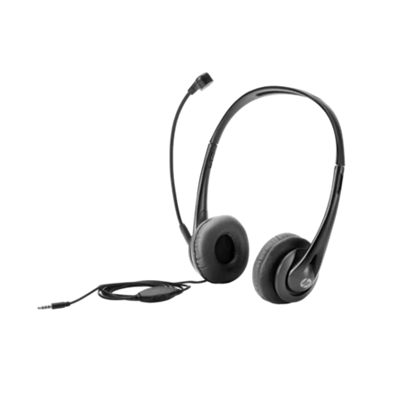 Headset HP Stereo 3.5mm