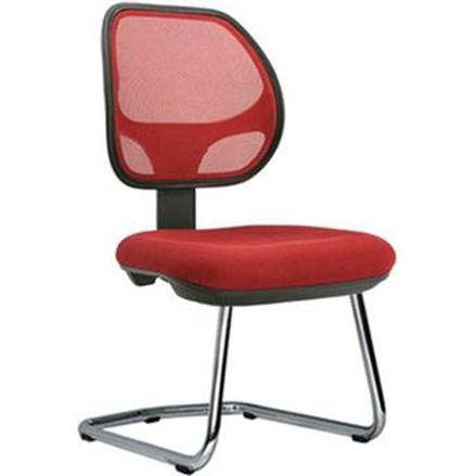 Kursi Kantor Donati Asvecto V2 C - Oscar/Fabric - Merah - Indent 14 hari s/d 30 hari