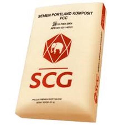 Semen SCG 50kg / 1 Sak (Minimal 10 Sak)