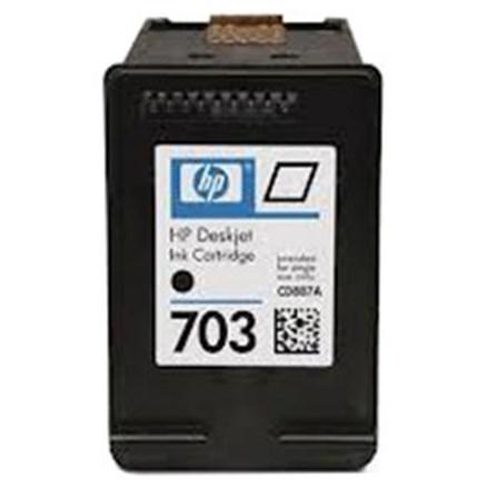 Tinta Printer HP Original Ink Advantage Cartridge 703 - CD887AA - Hitam