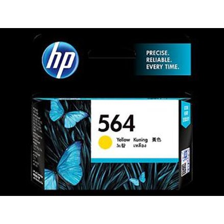 Tinta Printer HP Original Ink Cartridge 564 - CB320WA - Kuning