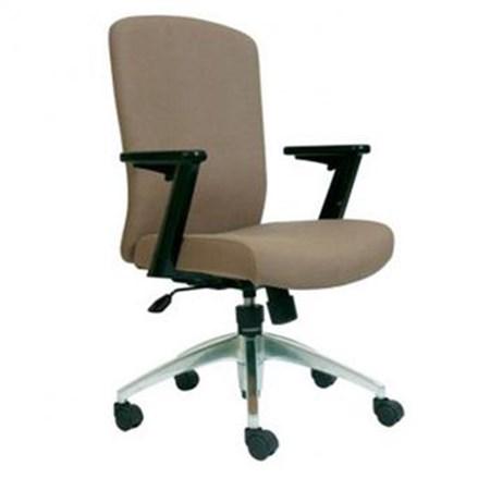Kursi Kantor Chairman Modern Chair MC 2001 A - Krem - Inden 14-30 Hari
