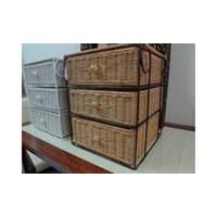 Rattan Cabinets