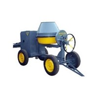 Concrete dan Cement Mixer Machines