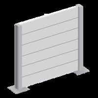 Concrete Fence