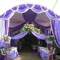 Tassel Tent
