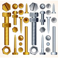 Nails, Screws, Nuts and Bolts
