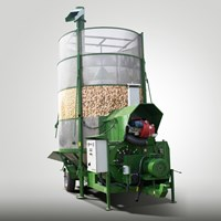 Corn Drying Machine