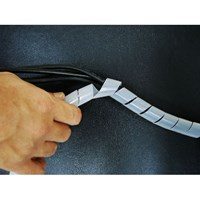 Pelindung Kabel Spiral