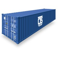 Box Container / Peti Kemas