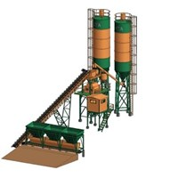 Mesin Batching Plant