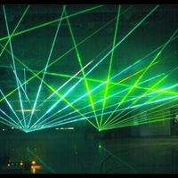 Lampu Laser