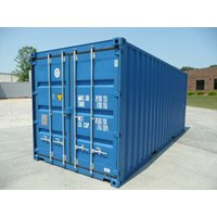 Box Container Used
