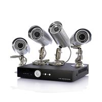 CCTV, Sistem Pengawas dan Komponennya